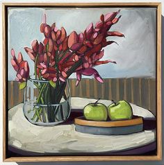 Sam Michelle is a fulltime still life oil painter. Born in New Zealand, Sam now lives in Melbourne, Australia. Sam is represented by Gallerysmith, Melbourne. Painting & Drawing, Watercolor Paintings, Oil Painters, Australian Artists, Make Art, Art For Sale, Still Life, Framed Art, Original Artwork