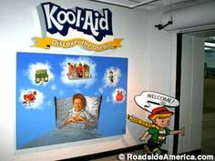 Kool-Aid - Discover the Dream.  Koolest Museum EVER!