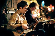 Ed Bickert, though no longer performing these days, is one of the most amazing yet tragically unknown guitarists ever. Check out his recording Out of the Past.