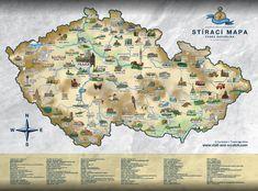 Czech Republic, Diagram, Education, World, Sports, Beautiful, Hidden Pictures, Hs Sports, The World