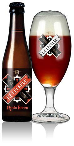 Rode Toren | Ondergistend robuust roodbruin bockbier. Krachtige geur van karamel en mout in de smaak. Voor de gure  maanden.
