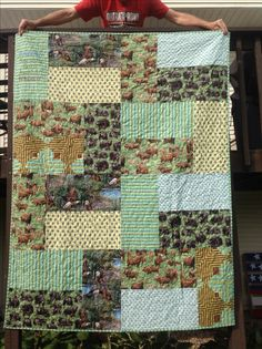 Quilt for Royal Family Kids Camp 2017