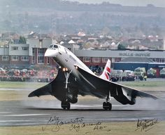 Concorde last ever flight. Going home to Filton!