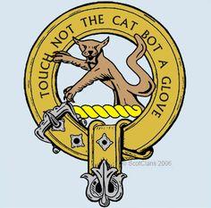 Mackintosh Clan Crest
