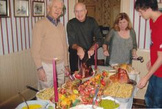Thanksgiving 2011 - Before the feast!
