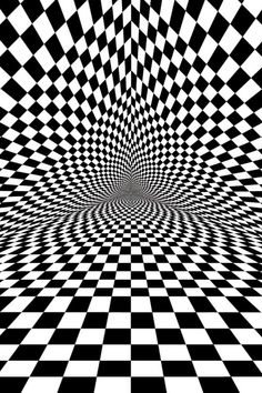 Let's change your life with custom wallpaper leader Maggenta. From the wallpaper leader, Optical triangle illusion with black white squares, wall mural. Normal Wallpaper, Standard Wallpaper, I Wallpaper, Custom Wallpaper, Designer Wallpaper, Pattern Wallpaper, Black And White Illusions, 3d Wall Murals, 3d Pattern