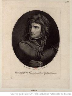 Bonaparte Premier Consul de la République Française : [estampe] - 1