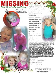 Where is this precious little girl? IdentiBear Cares! ~ An Indiegogo project