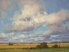Kim Casebeer - A Nice Summer Day- Oil - Painting entry - February 2010 | BoldBrush Painting Competition