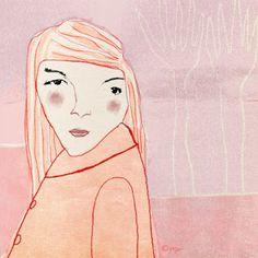 a face a day | Nelleke Verhoeff