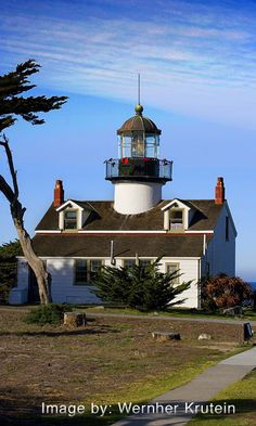 Point Pinos Lighthouse - City of Pacific Grove, California | by Wernher Krutein