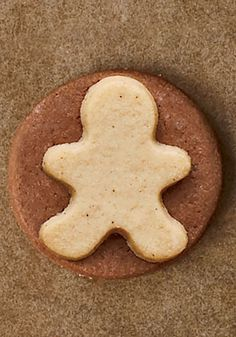 Little Man Sugar Cookies