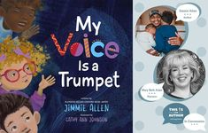 In this episode of This Is the Author In Conversation, meet rising country star Jimmie Allen, author of My Voice Is a Trumpet, in conversation with Mary Beth Adair, who is both the narrator of his audiobook, and his former kindergarten teacher! Tune in to this celebration of the many types of voices that can make change. Plus, hear Jimmie and Mary Beth talk about the power of confidence and believing in goodness. #thisistheauthor #podcast #audiobook #audiobooks #myvoiceisatrumpet #jimmieallen Country Music Artists, Kindergarten Teachers, Audio Books, Good Books, The Voice, Conversation, Mary, Author, Writing