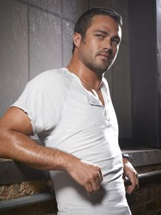 Chicago Fire (TV show) Taylor Kinney as Kelly Severide.  I need to watch this show!