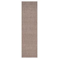 """Tabatha Indoor/Outdoor Rug - Light Brown / Light Gray (Light Brown/Light Gray) - 6'-7"""" X 9'-6"""" - Safavieh"""