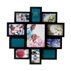Melannco 11 Opening Collage Frame Black By Http Www
