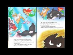 The Little Mermaid and Spot - YouTube