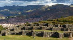 Saqsaywaman - Cusco, Peru