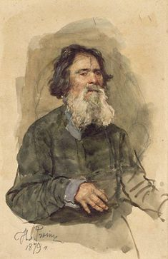 Self-Portrait - Ilya Repin - WikiPaintings.org