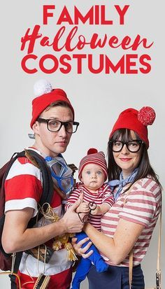 Fantastic Family Halloween Costumes