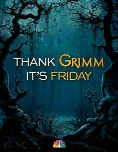 *Grimm*  Having to wait until next week is a killer!!!! Missing GRIMM! ♥