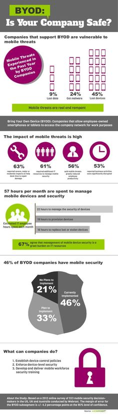 Point2Security - Hailey Lynne McKeefry - BYOD Concerns Loom Large in 2013