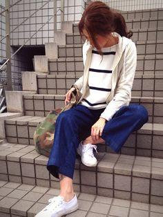 Very casual. Kayo