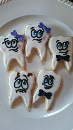 Печенье для стоматолога #стоматология #dentistry