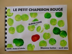 Charles Perrault, Album Jeunesse, Kindergarten, Tot School, Maybe One Day, Ms Gs, Red Riding Hood, Little Red, New Beginnings