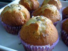 recette Muffins à la lavande