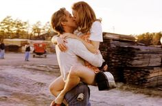 The Notebook such a beautiful movie ... the kind of love that every girl wants
