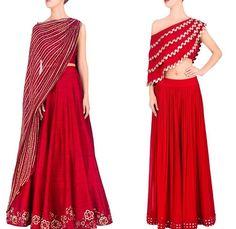 Ridhima bashin _# fashion # Indian wear # 2016 # fusion look