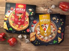 Consultez ce projet @Behance : \u201cVAM. Pizza package design\u201d https://www.behance.net/gallery/48613063/VAM-Pizza-package-design