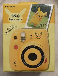 Retro Gamer Blog — The Pokemon Center released a new Pikachu Instant...