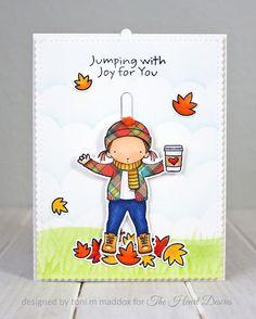 Frankie Helps Craft: Jump!
