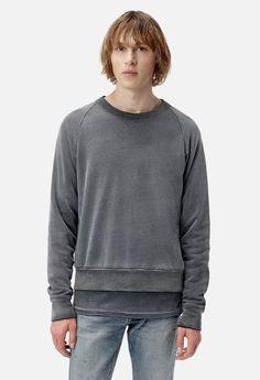 6afd39115c6bb1 Sweatshirts. My Boyfriend. Thermal Lined Crew Hover Desktop