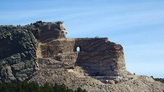 Crazy Horse Memorial A short distance from Mount Rushmore, Crazy Horse Memorial -- the world?s largest mountain carving -- stands as a tribute to Crazy Horse, a Lakota warrior and one of the most important Native American tribal leaders. Construction on the memorial began in 1948, and has been in progress since; once complete, it will stand 563 feet tall. Other attractions located at Crazy Horse Memorial include the Indian Museum of North America, a cultural center, restaurant and gift shop…