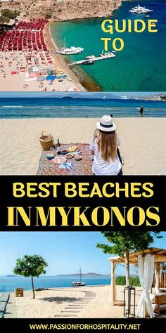 Do You Want Worldwide Vehicle Coverage? What Are The Best Beaches In Mykonos? That Depends On What Kind Of Beach Experience You Are After. Mykonos, The Island Of The Winds, Glamor And Natural Beauty. Vacation Places, Places To Travel, Travel Destinations, Places To Visit, Travel Pics, Usa Travel, Vacation Ideas, Santorini, Mykonos Greece