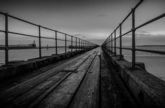 Blyth Pier, Northumberland