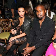 """Kim Kardashian Stayed """"Up All Night"""" to Reinvent Her Wardrobe With Kanye West, Warns Fans Of a """"New 2015 Vision"""""""