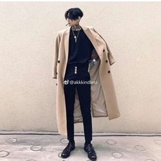 Xiu akay - New Site Korean Fashion Men, Korean Street Fashion, Boy Fashion, Mens Fashion, Fashion Outfits, Fashion Fall, Fashion Trends, Edgy Outfits, Mode Outfits