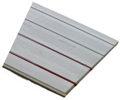High Performance GROOVED Dry Screed Overlay Cement Boards for underfloor heating Underfloor Heating, Cement, Overlays, Boards, Planks, Overlay, Concrete