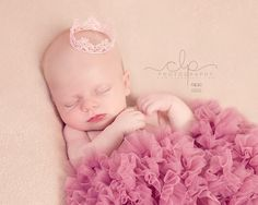 Newborn Girl - Pink princess