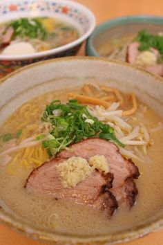 Sapporo Miso Ramen #Hokkaido #JapanWeek  Subscribe today to our newsletter for a chance to win a trip to Japan http://japanweek.us/news  Like us on Facebook: https://www.facebook.com/JapanWeekNY