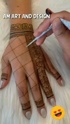 Khafif Mehndi Design, Rose Mehndi Designs, Stylish Mehndi Designs, Latest Bridal Mehndi Designs, Full Hand Mehndi Designs, Henna Art Designs, Mehndi Designs For Beginners, Wedding Mehndi Designs, Dulhan Mehndi Designs