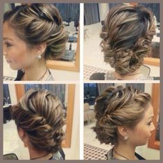 Do you twist? Now shout, how would you create this look? Styled by @brookewstylistmt. #Stylist #TricociCareers #SalonCareers #SpaCareers