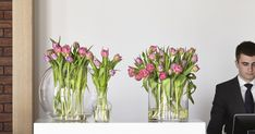 Kontakt | Brant Hotel W Hotel, Mary Kay, Glass Vase, Instagram, Decor, Decoration, Decorating, Deco