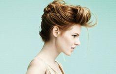 Peinados con tup�: C�mo conseguirlos paso a paso