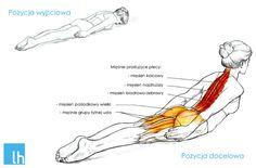 Wyprostowani ludzie czują się szczęśliwsi. Ćwiczenie, od którego zależy prawidłowa postawa ciała polega na wzmocnieniu mięśni pleców.