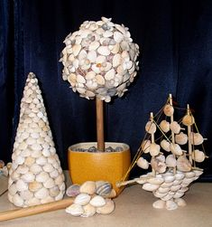 Bildergebnis für artes feitas com conchas do mar Seashell Art, Seashell Crafts, Beach Crafts, Crafts To Make, Arts And Crafts, Diy Crafts, Shell Animals, Shell Decorations, Diy Decoration
